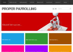 proper-payrolling.com
