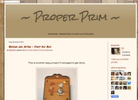 proper-prim.blogspot.com