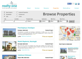 properties.realtyone.in