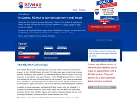 properties.remax-quebec.com