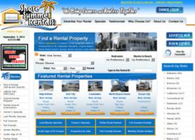properties.shoresummerrentals.com