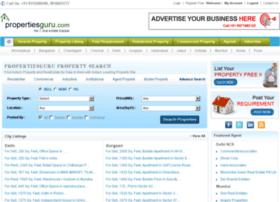 Propertiesguru.gnstechno.com