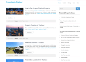 propertiesinthailand.net