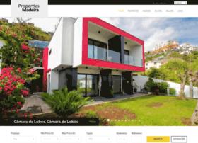 propertiesmadeira.com