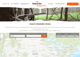 property.rayonierhunting.com