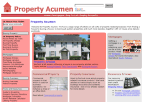 propertyacumen.co.uk