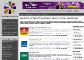 Propertyagents-uganda.com