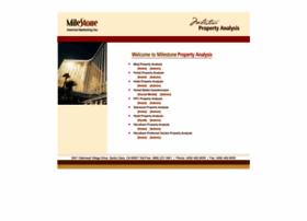 propertyanalysis.milestoneinternet.com