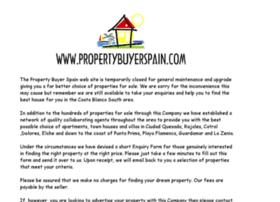 propertybuyerspain.com