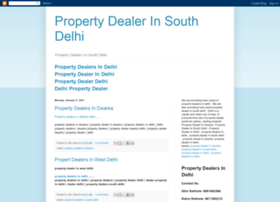 Propertydealersindelhi.blogspot.com