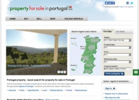 propertyforsaleinportugal.com