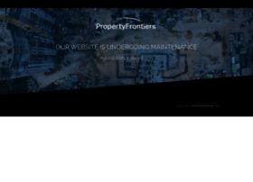 Propertyfrontiers.com