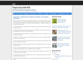 propertygurudelhincr.blogspot.in