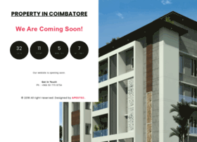 propertyincoimbatore.com