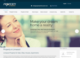 propertyinlimassol.com