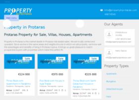 propertyinprotaras.com
