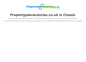 propertyjobvacancies.co.uk