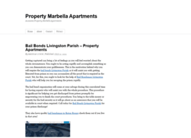 propertymarbellaapartments.com