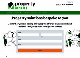 propertyresult.co.uk
