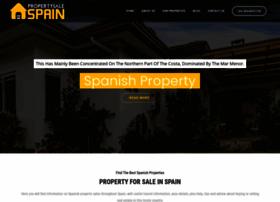 propertysalespain.co.uk