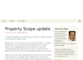 propertyscope.knoxnews.com