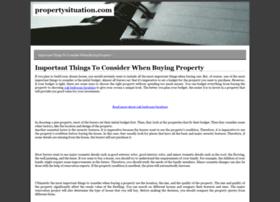 Propertysituation.com