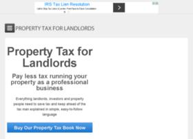 propertytaxforlandlords.co.uk
