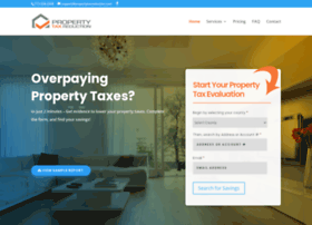 propertytaxreduction.com