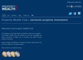 propertywealthclub.tv
