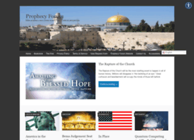 prophecyforum.com