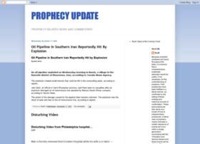 prophecyupdate.blogspot.ru