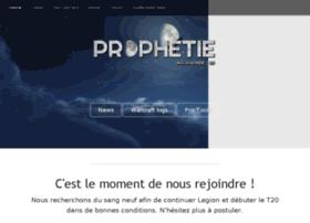 prophetie-guilde.fr