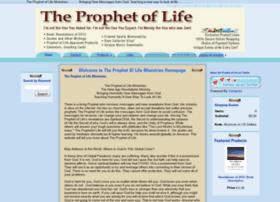 prophetoflife.com