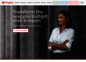 prophix.com