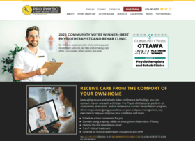 prophysiotherapy.com