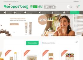 propos-bio.com