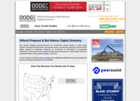 proposal-bid-notices.construction.com