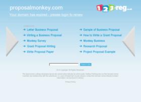 proposalmonkey.com
