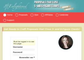 proposals.enlightenedmarketing.com