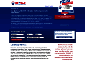 proprietes.remax-quebec.com