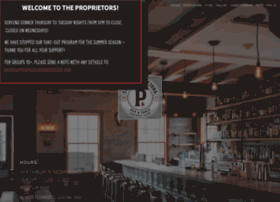 proprietorsnantucket.com