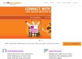 proprnewsletters.com
