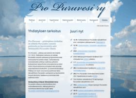 propuruvesi.fi