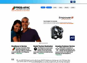 pros-apac.com