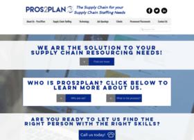 pros2plan.com