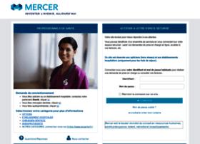 prosante.mercernet.fr