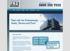 proscaffolding.co.nz