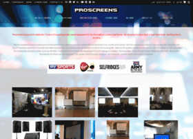 proscreens.net