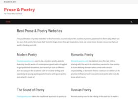 prose-n-poetry.com