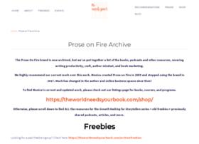 proseonfire.com